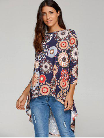 Hot High Low Blouse