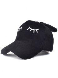 Outdoor Rabbit Ears Adjustable Baseball Hat -