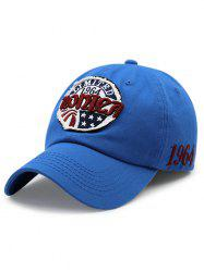 Letter Star Embroidery Patch Baseball Hat -