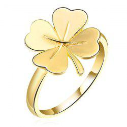 Clover Floral Ring
