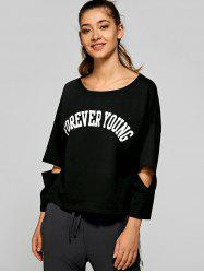 FOREVER YOUNG Long Sleeve T-Shirt