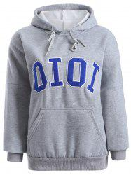 Hooded Oioi Sweatshirt