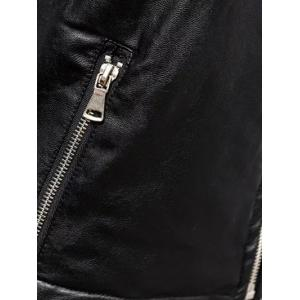 Zip Up Slim Fit Short Jacket -