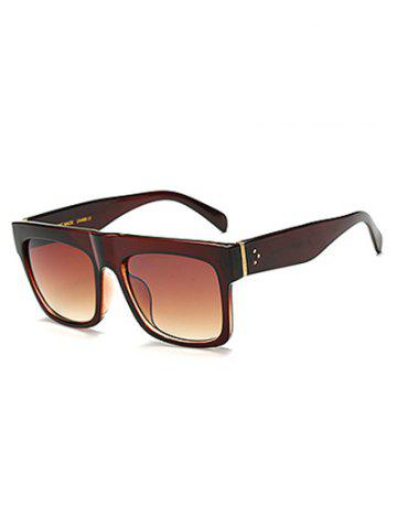 Outfit Cool Anti UV Rectangle Sunglasses