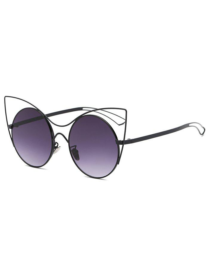 Shops Cool Hollow Out Leg Cat Eye Sunglasses
