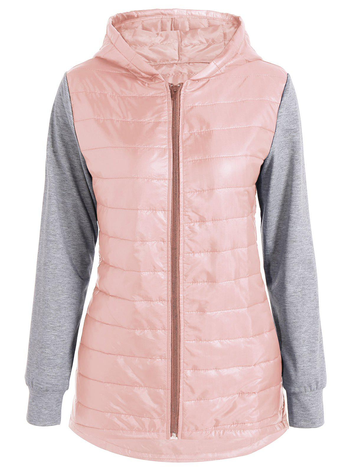 Store Hooded Padded Jacket