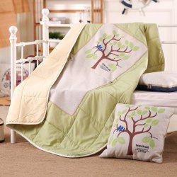 Home Decor Dual Purpose Car Noon Break Pillow Blanket