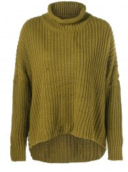 High Low Sweater -