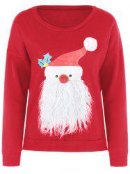 Christmas Fuzzy Sweater -