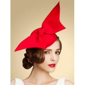 Charming Butterfly Knot Cocktail Hat