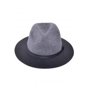 Winter Larger Brimmed Fedora Jazz Hat -