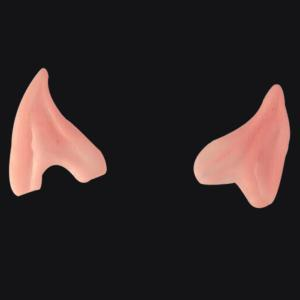 1 Pair Halloween Party Cosplay Fairy Ears - COMPLEXION