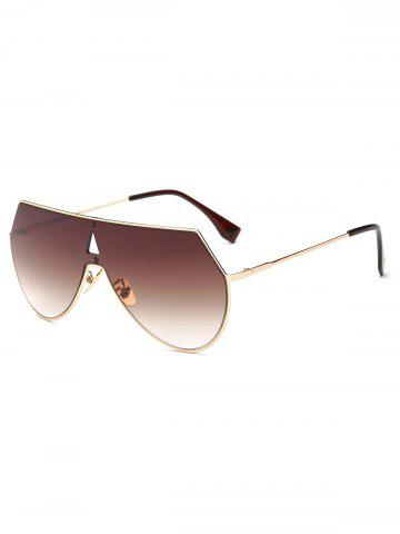 Buy Hollow Triangle Polarized Alpina Shield Sunglasses