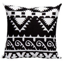 Soft Decorative Geometrics Household Pillow Case