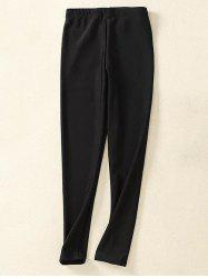 High Waisted Fleeced  Leggings -