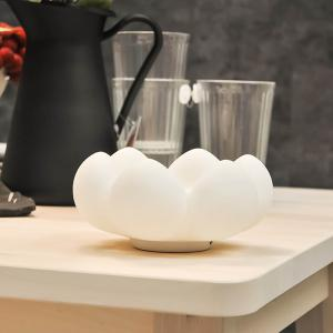 USB Rechargeable Meaty Plant Shape Food Grade Silicone Night Light -