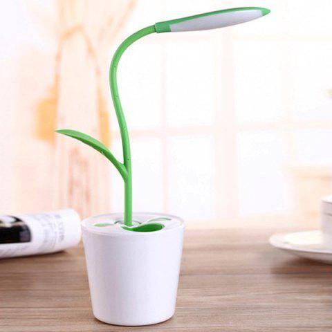 Affordable Creative LED Charging Energy Saving Eye Protection Desk Lamp