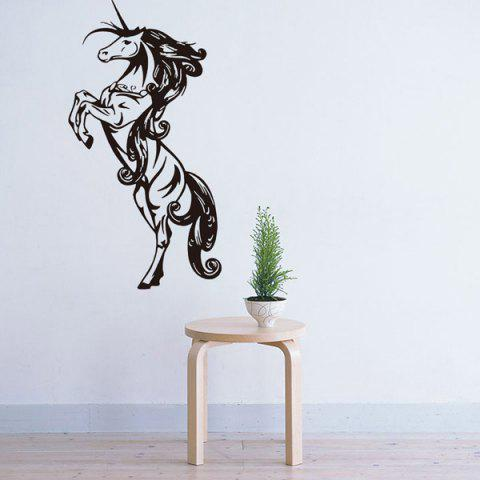 Outfits Horse Animals Removable Living Room Decor Wall Stickers -   Mobile