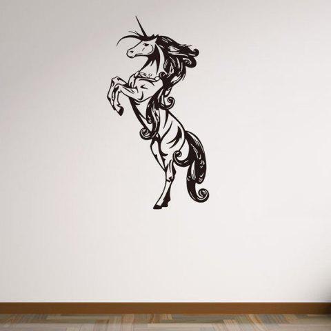 Shop Horse Animals Removable Living Room Decor Wall Stickers -   Mobile