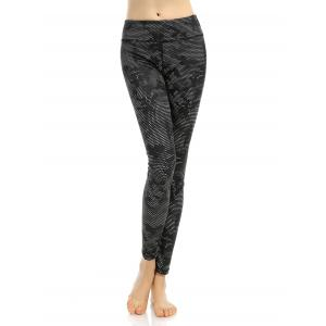 Printed High Stretchy Running Leggings