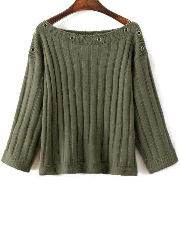 Discount Ribbed Jumper