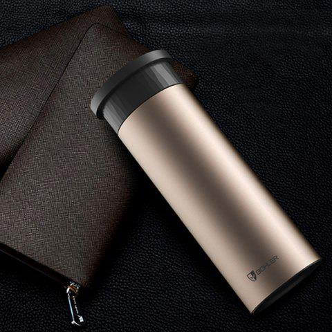 Buy High Quality 420ML Stainless Steel Business Water Thermos Bottle