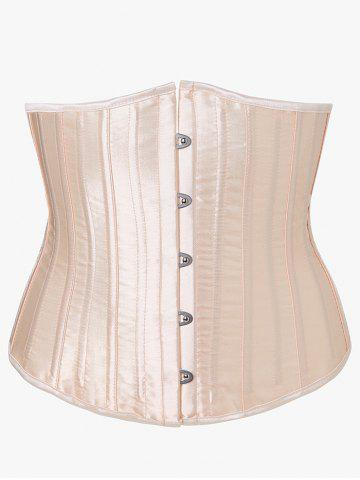Steel Lace Up Corset