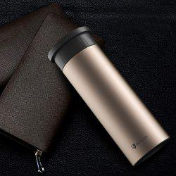 High Quality 420ML Stainless Steel Business Water Thermos Bottle -