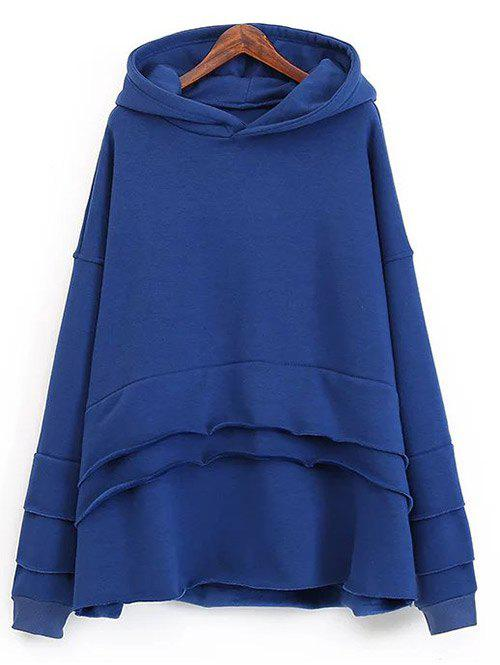 Outfits Fleece Layered Hoodie