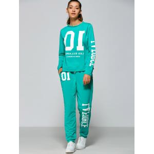 Funny Sweatshirt and Jogger Pants