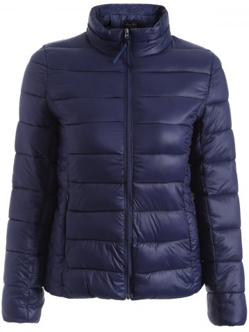 Outfits Zip Up Slim Quilted Jacket