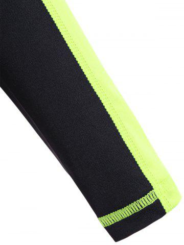 Shops Fit Neon Color  Pullover T-Shirt - XL NEON GREEN Mobile