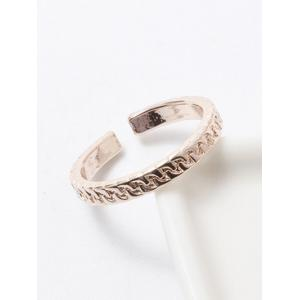 Polished Roman Cuff Ring