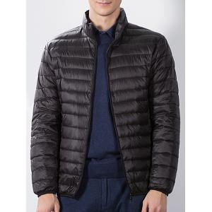 Weatherproof Packable Down Puffer Jacket
