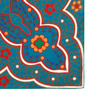 Mandala indien Imprimer Plage Place Throw -