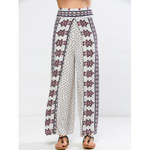 High Rise Bell Bottoms Pants -