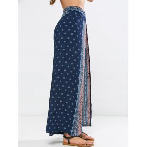High Rise Bell Bottoms Palazzo Pants -