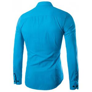 Plus Size Slimming manches longues -