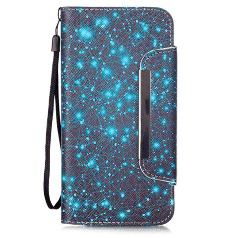 Discount Smart Stand PU Wallet Card Holder Flip Cover Case For iPhone 6S Plus