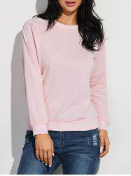 Pullover Basic Sweatshirt