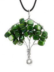 Handmade Life Tree Pendant Necklace
