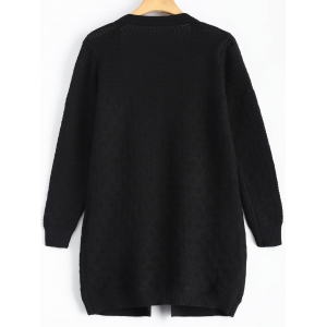 Thick Loose Cardigan -