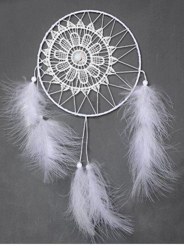 Best Circular Net With Feathers Dreamcatcher Multipurpose Keyring
