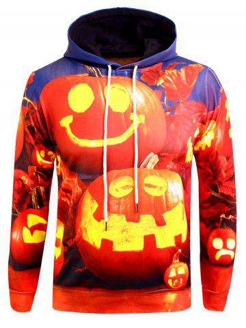 Sweat à Capuche Hallowmas 3D