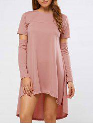 High Low Loose Dress