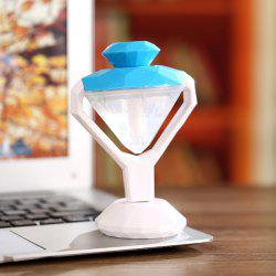 Colorful Diamond Spray Fogger Humidifier LED Night Light