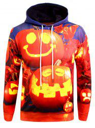 Sweat à Capuche Hallowmas 3D -