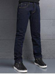 Boys Long Straight Jeans -