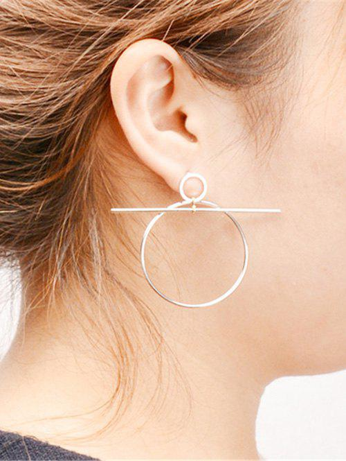 Best Filigree Circle Hoop Earrings