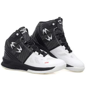 High Top Color Block Athletic Shoes -